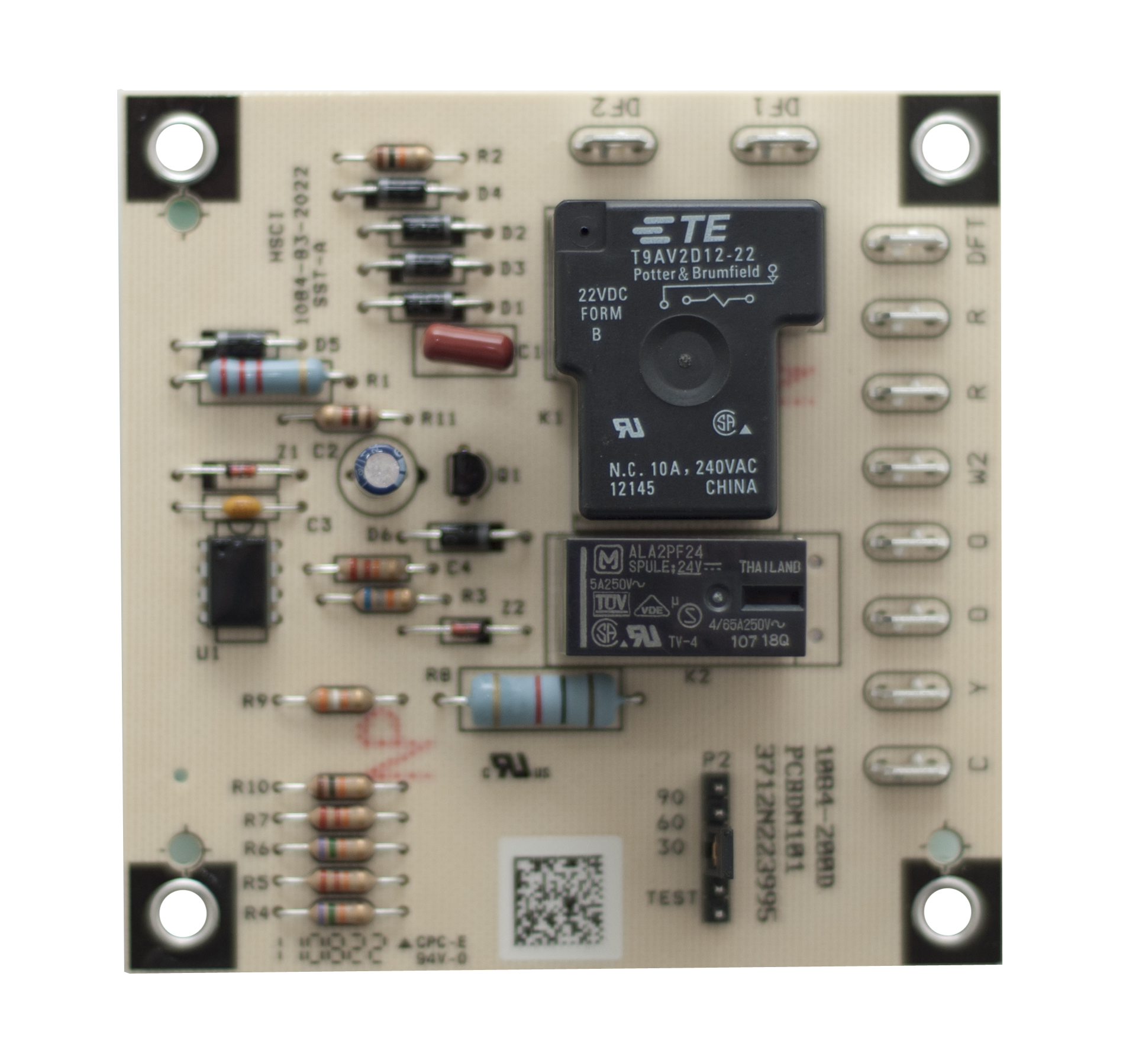 goodman furnace parts. this pcbdm101s defrost control board is a guaranteed genuine goodman oem replacement circuit for several goodman, amana, and janitrol units. furnace parts e