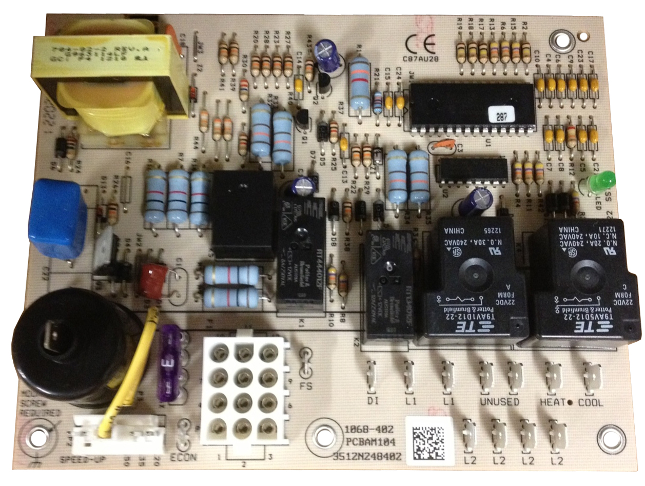 Wiring Diagram Goodman Aepf426016 Page 5 And Air Handler For Ar61 1 Home Pcbam104s