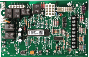 goodman circuit board replacement. this pcbbf107s is a guaranteed genuine goodman \u0026 amana oem replacement circuit board for several gas furnace units.